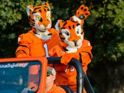 Clemson University Mascot