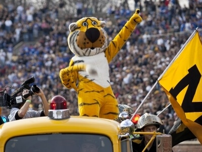 University of Missouri Mascot