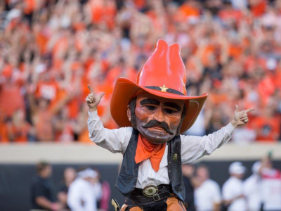 Oklahoma State University Mascot