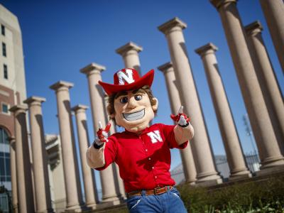 University of Nebraska - Lincoln Mascot