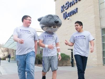 Kansas State University Mascot