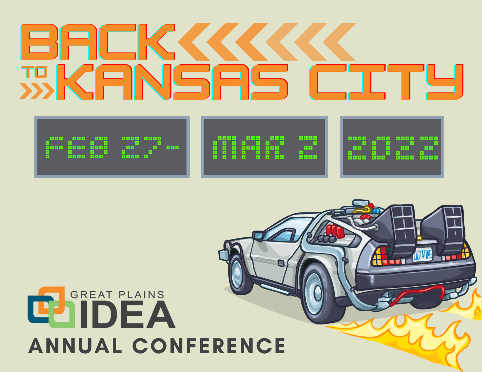 The 2022 annual conference will be back in Kansas City February 27-March 2.
