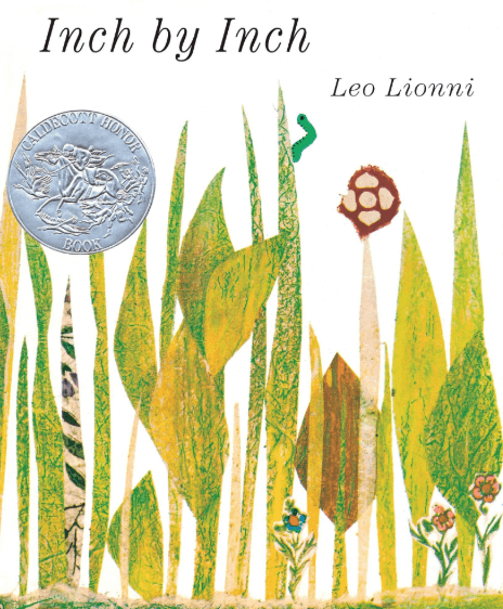 Book cover of Leo Lionni's book Inch by Inch